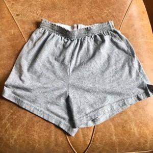 Heather Gray Soffe Shorts!